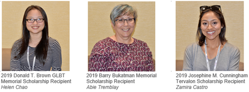 scholarship recipients website 2019